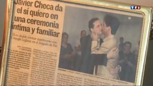 Le mariage gay, l'Espagne, et sa longueur d'avance