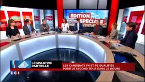 """Législative dans le Doubs: """"L'UMP est face à une vraie difficulté"""""""