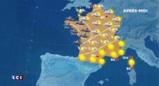 Météo du mardi 28 juillet 2015 : de nouvelles pluies attendues, la Méditerranée sous le soleil