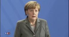 "A320 : à Berlin, Hollande assure que les victimes seront identifiées ""d'ici la fin de la semaine"""