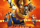 Affiche du film Madagascar 3 : Bons baisers d'Europe
