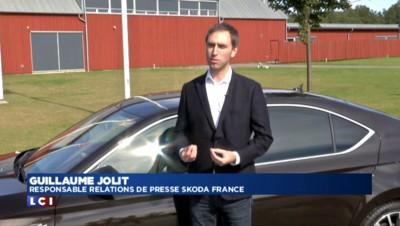 Auto info : la Skoda Superb est la voiture de la semaine