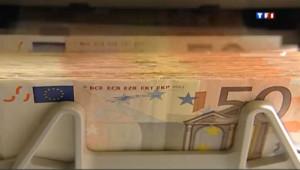 billets de banque euros