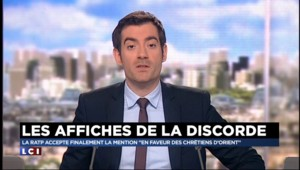 """""""Chrétiens d'Orient"""" : la RATP accepte finalement la mention"""