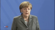 "Crash de l'A320 : à Berlin, Hollande assure que les victimes seront identifiées ""d'ici la fin de la semaine"""