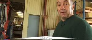Dans l'Yonne, une menuiserie construite sur une nappe phréatique condamnée à rester sous l'eau