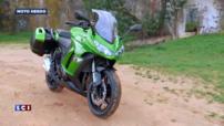 Essai Vidéo Kawasaki Z1000SX 2014 Moto Hebdo 5 Avril