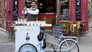 Food bike Fifi La Praline