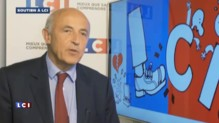 Jean-Hervé Lorenzi apporte son soutien à LCI