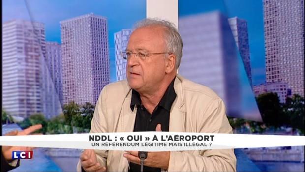 """Notre-Dame-des-Landes : """"Ça draine des débats de fond sur l'évolution de notre société"""""""
