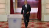 """Hollande et 2017 ? """"L""""idée de ma candidature n'est pas présente"""""""