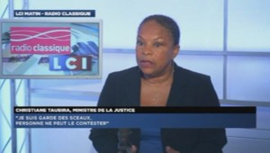 Christiane Taubira le 05/12/2013