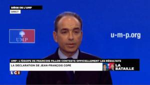 Copé réagit au coup de théâtre de Fillon : sa déclaration intégrale