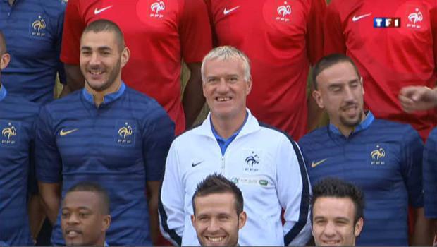 Football : la méthode Deschamps pour les Bleus