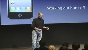 iPhone 4 conférence Apple 16 juillet 2010