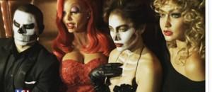 Katy Perry en micro, Jay Z en prince de New York... quand les stars fêtent Halloween