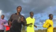 L'équipe de réfugiés en plein entrainement pour les JO de Rio