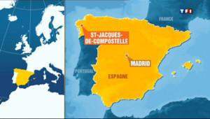Le 13 heures du 29 juillet 2013 : Catastrophe en Espagne : hommage aux 79 victimes - 466.01699999999994