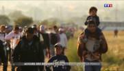 Le 20 heures du 3 septembre 2015 : La France est-elle toujours une terre d'accueil ? - 507