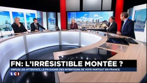 """Montée du FN : """"Les attentats ont crédibilisé le Front National"""""""