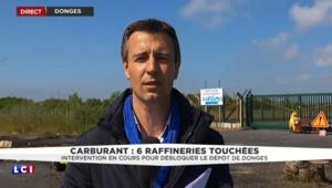Raffinerie de Donges : la CGT annonce une grève illimitée