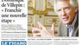 CPE : Villepin maintient le cap