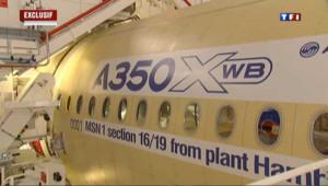 Airbus : les ailes du futur