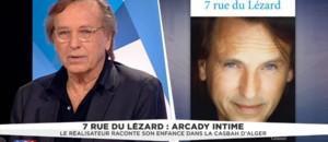 """Alexandre Arcady se livre dans """"7 rue du Lézard"""" : """"Je suis un raconteur d'histoire"""""""