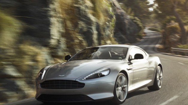 Aston Martin DB9 2013