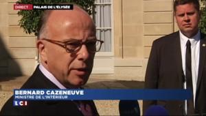 """Bernard Cazeneuve : """"La protection est universelle, c'est la tradition de l'asile en France"""""""