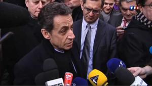 """""""Ça suffit, ce régime doit partir"""", dit Sarkozy à propos de la Syrie"""