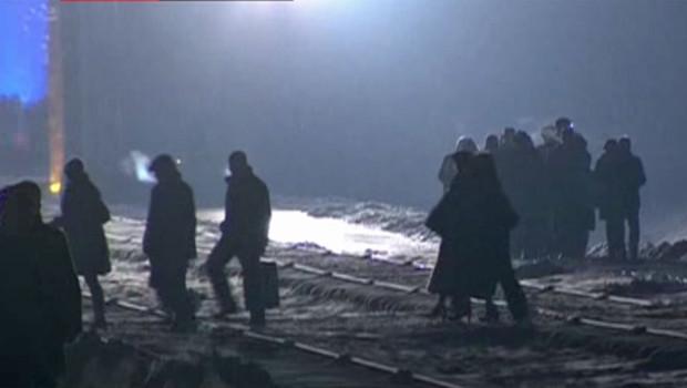 Célébration du 70e anniversaire de la libération du camp d'Auschwitz-Birkenau, 27/1/15