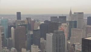 Immeubles à Manhattan au cœur de New York
