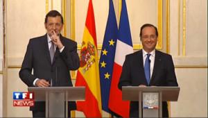 Montebourg condamné : Hollande joue la carte de l'humour
