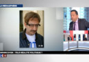 Roméro déguisé pour l'émission de téléréalité Politiques Undercover de D8