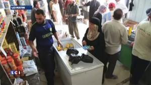 Sept millions de Syriens ont fui leur maison, l'ONU demande une aide alimentaire d'urgence