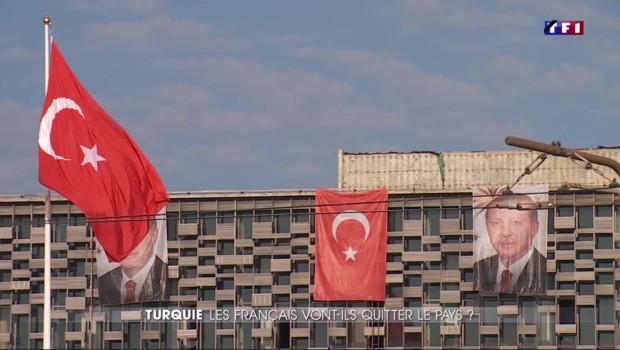 Tentative de coup d'Etat en Turquie : qu'en est-il des expatriés français ?