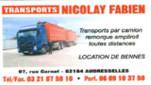 612 - Trnasport Nicolay - Logo