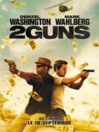 Affiche teaser du film 2 Guns