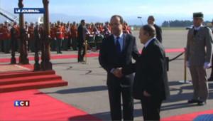 Hollande en Algérie : les images