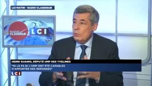 """La """"bonne stratégie"""" pour l'UMP? """"Ne pas s'occuper du Front national"""", selon Guaino"""