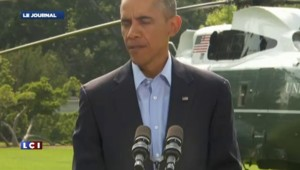"""Obama : """"Les frappes américaines en Irak sont un succès"""""""