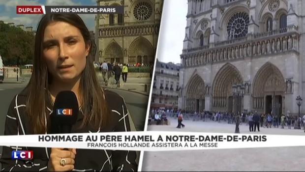 Prêtre égorgé : la messe d'hommage se prépare à Notre-Dame de Paris