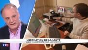 """Ubérisation de la santé : """"Une énorme révolution"""" pour l'Académie nationale de médecine"""