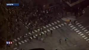 Etats-Unis : manifestations violentes à Berkeley