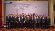 """Hollande promet que les réformes vont continuer à """"un rythme accéléré"""""""