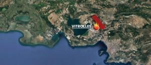 Incendies dans le sud : le vent et la sécheresse attisent le feu, des centaines de pompiers mobilisés