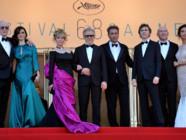 L'équipe du film Youth à Cannes