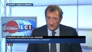 """Mi-mandat de Hollande : """"Il est possible de réussir ce quinquennat"""" selon Lamy"""