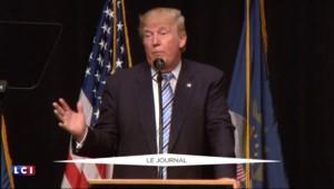 Trump promet d'annuler l'accord sur le climat